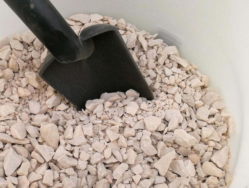 Stabilizzato (roccia calcarea)