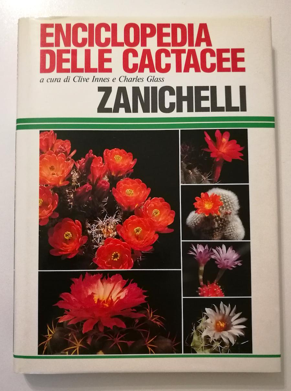 Enciclopedia delle cactacee, Edizioni Zanichelli