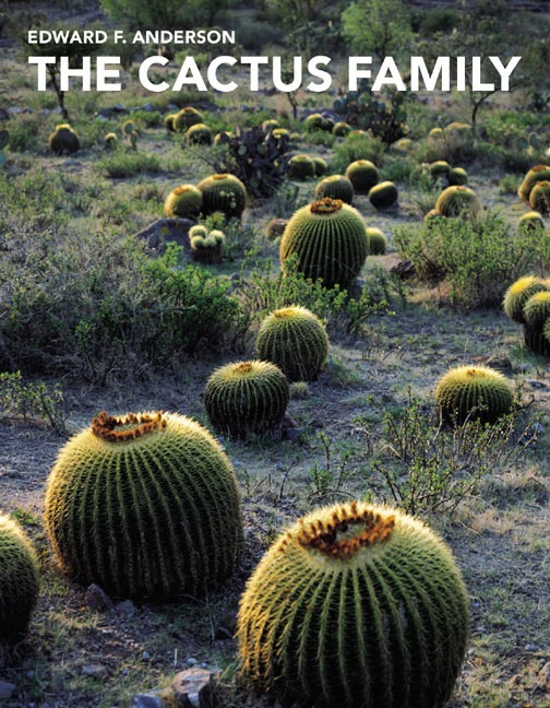 "La copertina di ""The Cactus Family"""