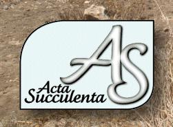 Acta succulenta