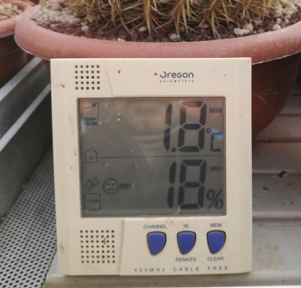 Temperatura minima