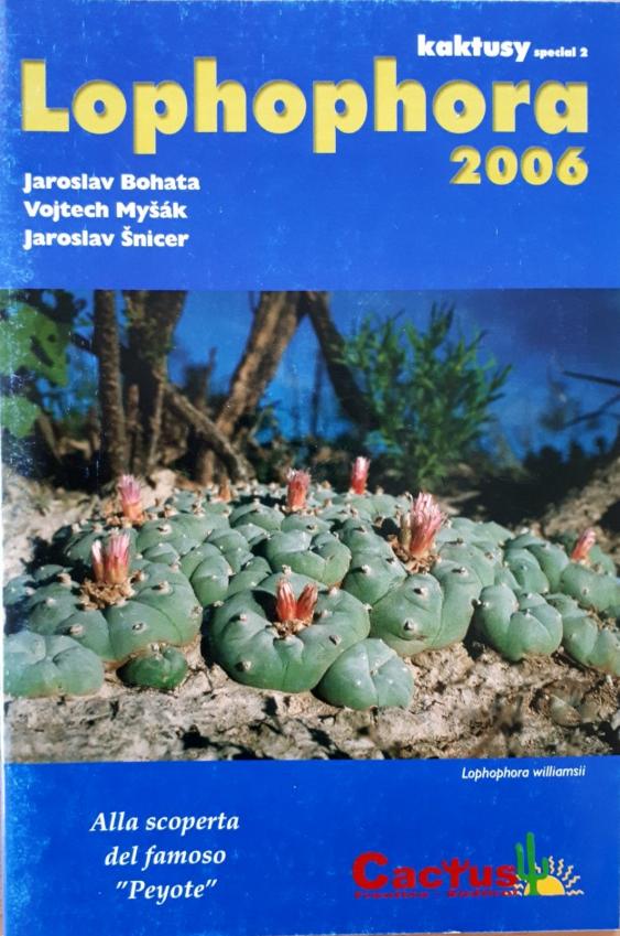 Volume Lophophora 2006